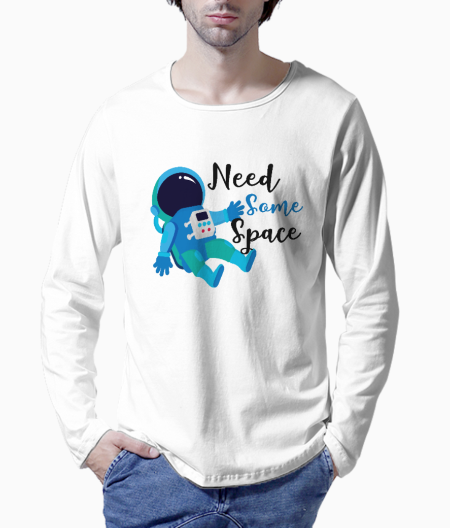 Need some space henley front