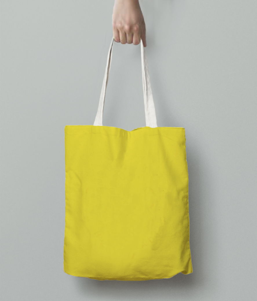 Savasana tote bag back