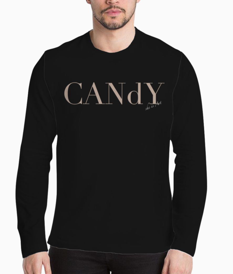 Feb candy henley front