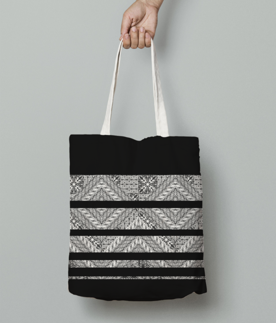 Ucly btk 01 tote bag front