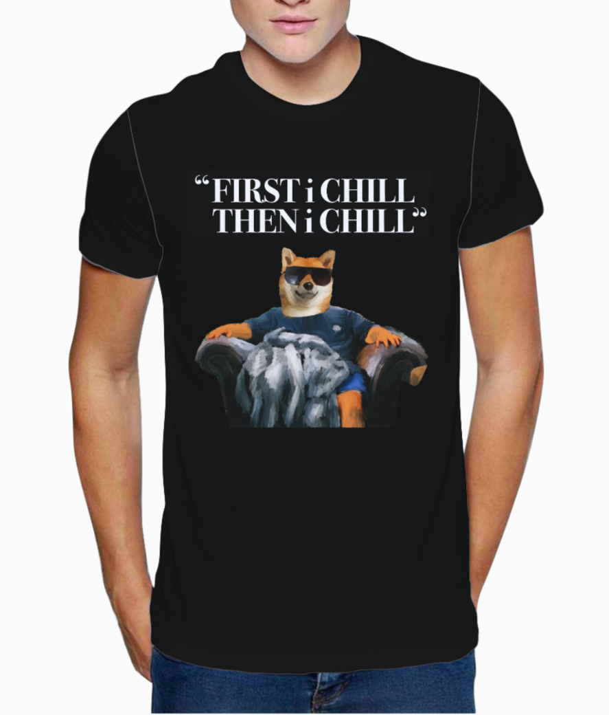 First chil 3 copy t shirt front
