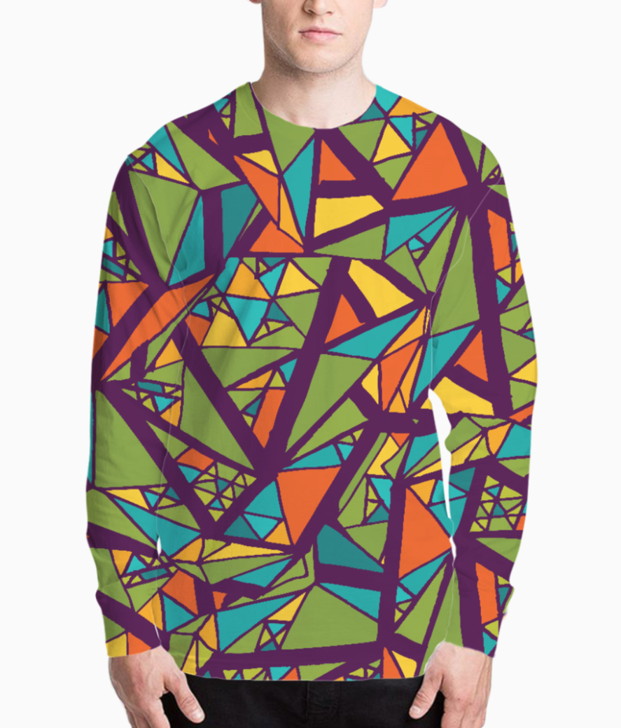 Aabstract art henley front